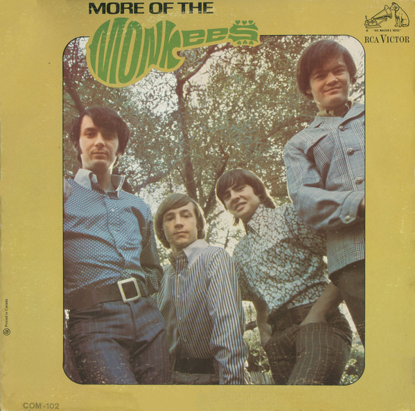 THE MONKEES_More Of The Monkees