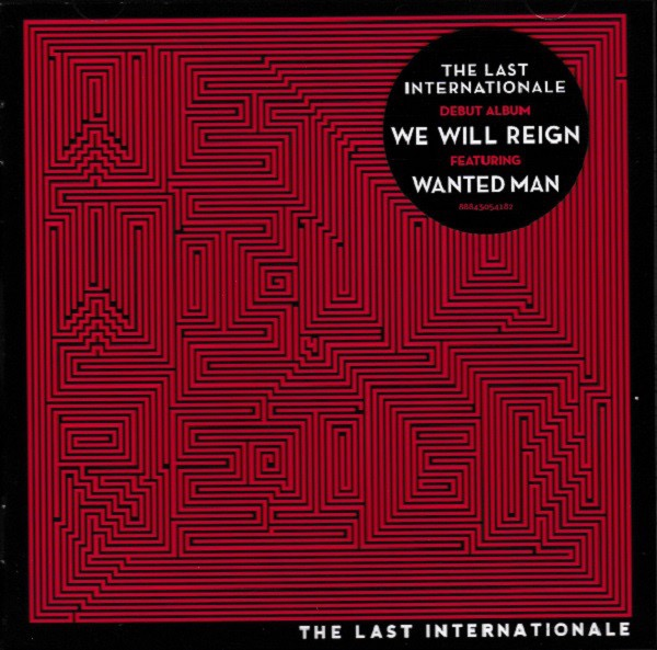 INTERNATIONALE LAST_We Will Reign (150 gram/digital download incl)