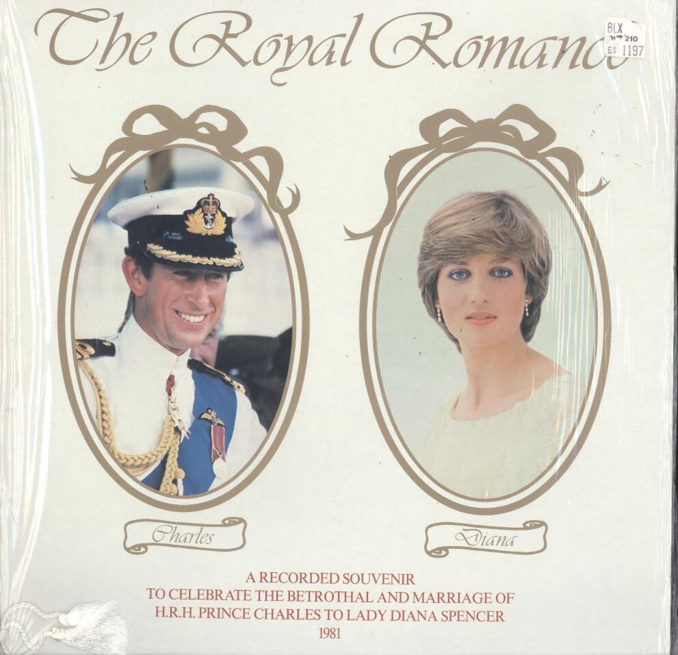 VARIOUS ARTISTS_The Royal Romance