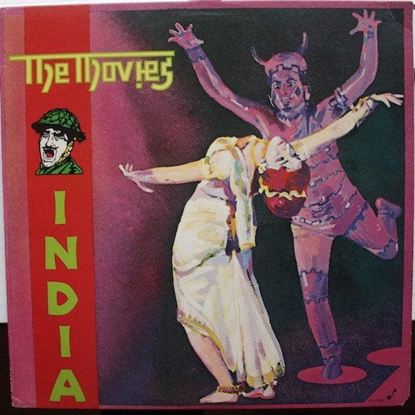 THE MOVIES_India (w/printed inner sleeve)