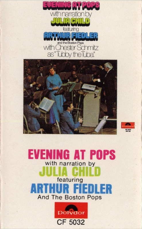 VARIOUS ARTISTS_Evening At Pops