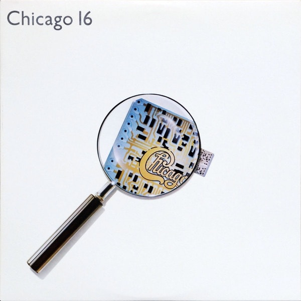 CHICAGO_Chicago 16 (w/ printed inner sleeve)