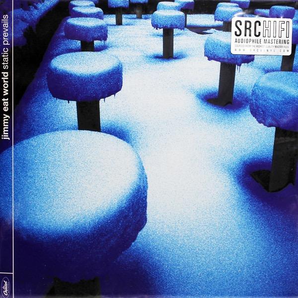 JIMMY EAT WORLD_Static Prevails 2LP (ltd lavender audiophile w 2 bonus tracks)