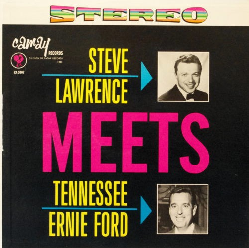 STEVE LAWRENCE_Steve Lawrence Meets Tennessee Ernie Ford _Sealed_