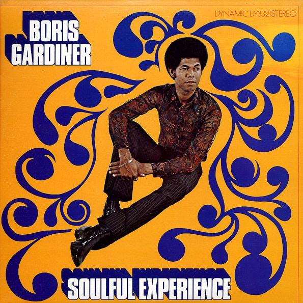 BORIS GARDINER_Soulful Experience