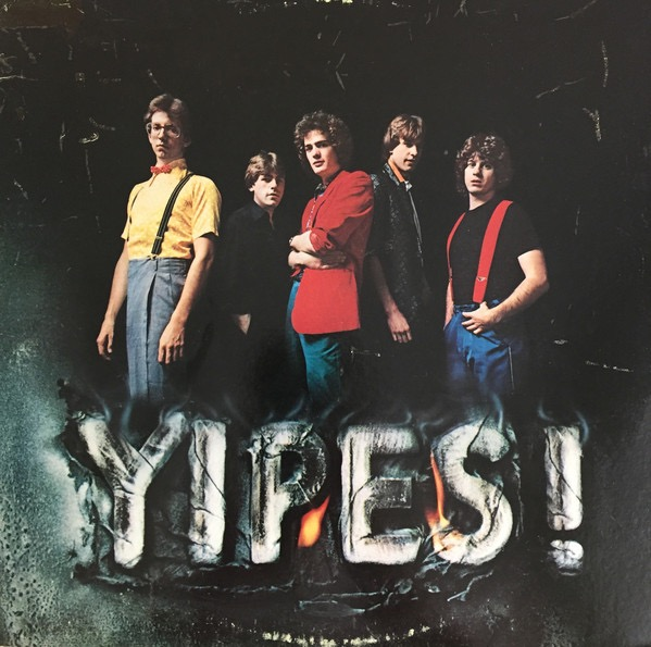 YIPES!_Yipes! _W/Printed Inner Sleeve_