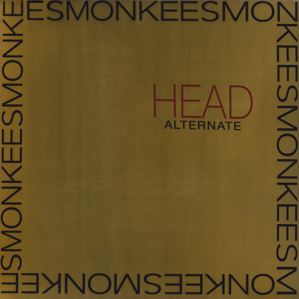 THE MONKEES_Head Alternate (180g translucent gold)