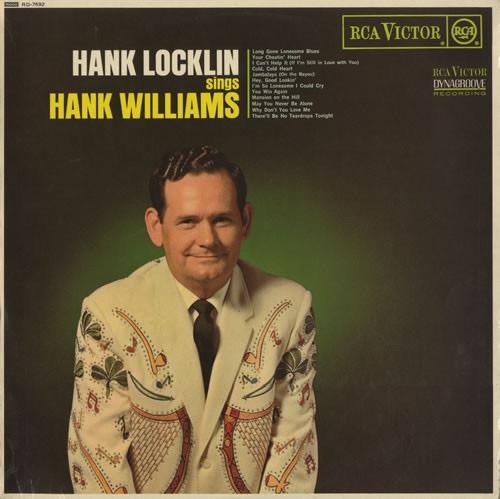 HANK LOCKLIN_Hank Locklin Sings Hank Williams