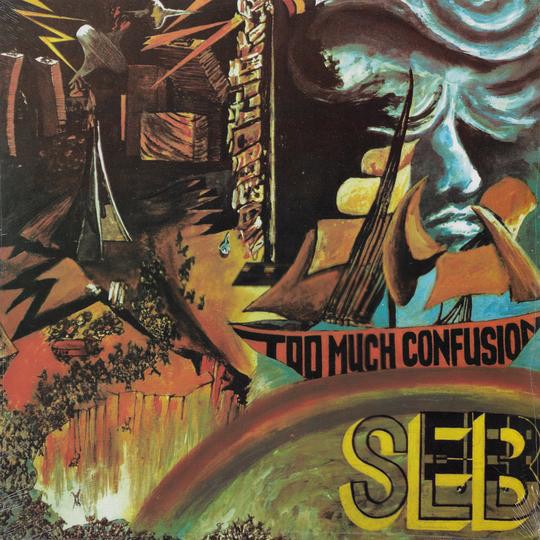 SOUL EXPLOSION BAND_Too Much Confusion [Sealed]