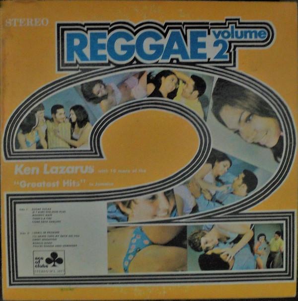 KEN LAZARUS_Reggae Volume 2