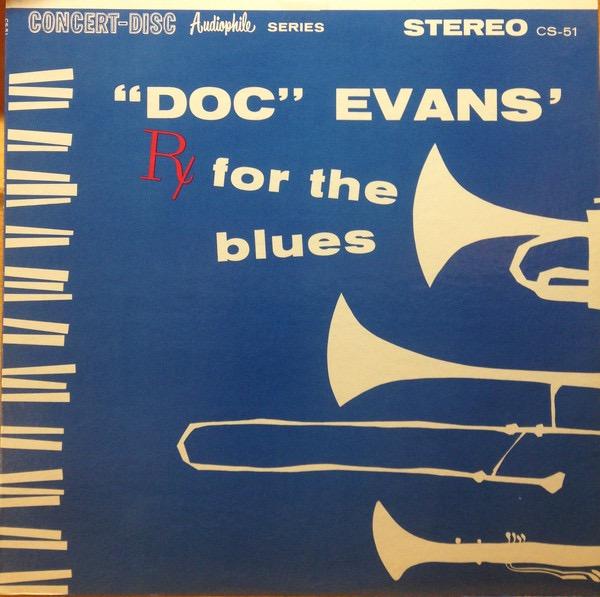 DOC EVANS_Doc Evans Rx For The Blues