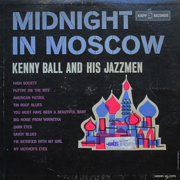 KENNY BALL AND HIS JAZZMEN_Midnight In Moscow