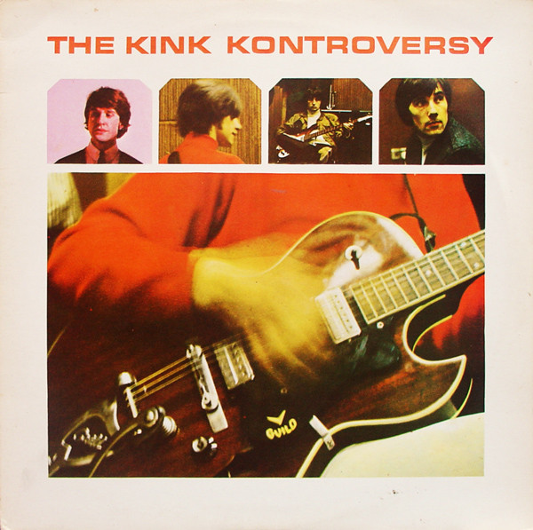 THE KINKS_The Kink Kontroversy