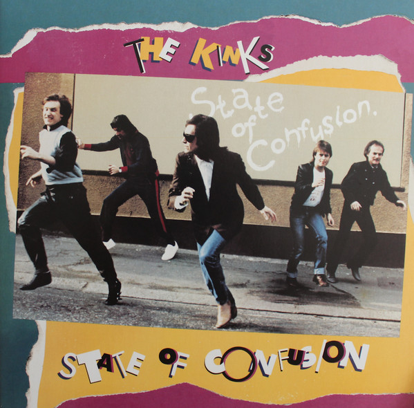 THE KINKS_State Of Confusion _180 Gram, Coloured Vinyl_