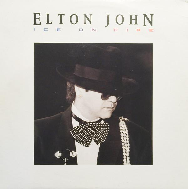 ELTON JOHN_Ice On Fire