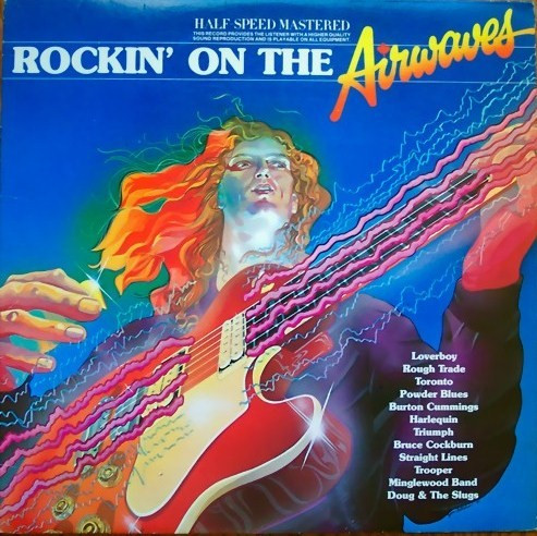 VARIOUS ARTISTS_Rockin On The Airwaves