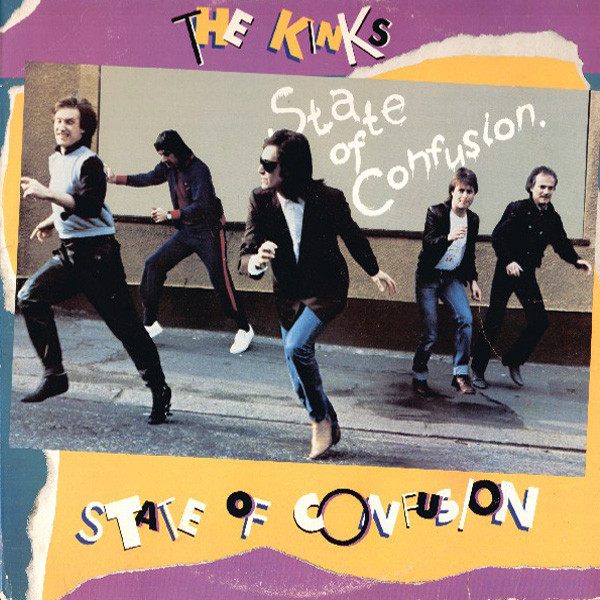 THE KINKS_State Of Confusion _W/ Printed Inner Sleeve_