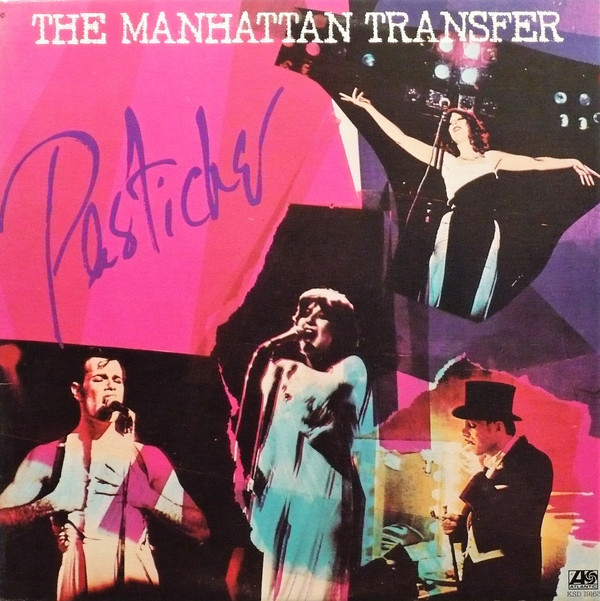 TRANSFER MANHATTAN_Pastiche _W/Orig Inner_