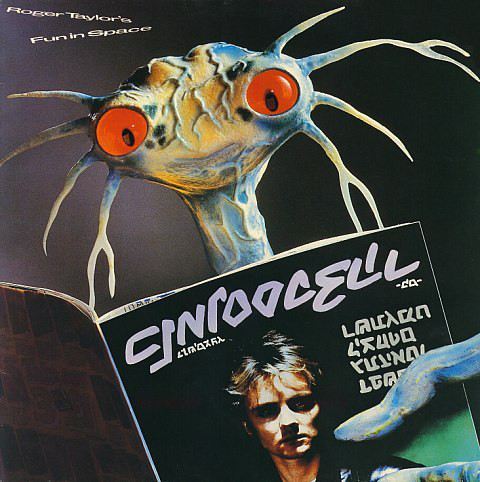 ROGER TAYLOR_Roger Taylors Fun In Space