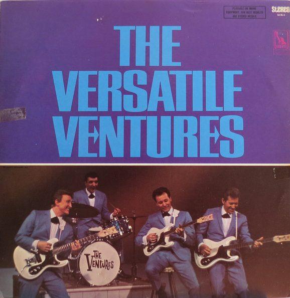 THE VENTURES_The Versatile Ventures