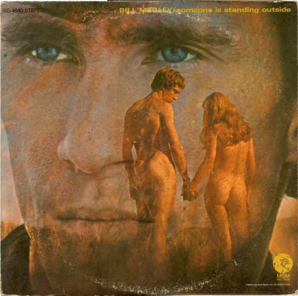 BILL MEDLEY_Someone Is Standing Outside