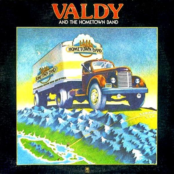 VALDY_Valdy And The Hometown Band: Folk Singer Deluxe With Side Of Fries