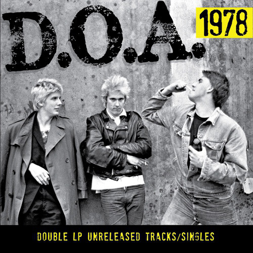 D.O.A._1978 (2LP/Unreleased Tracks)
