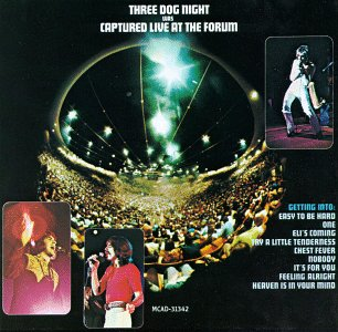 THREE DOG NIGHT_Captured Live At The Forum _Gatefold_