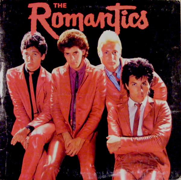 ROMANTICS THE_S/T _W/Orig Inner Sleeve_