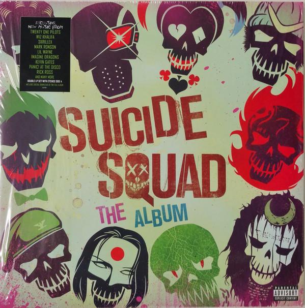 VARIOUS_Suicide Squad (The Album)