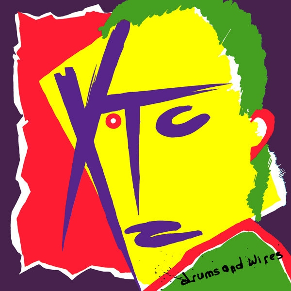 XTC_Drums and Wires (w/ liner notes)
