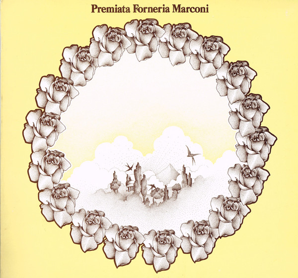 PREMIATA FORNERIA MARCONI_Photos Of Ghosts _Gatefold_