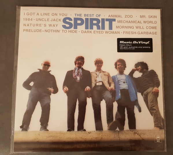 SPIRIT_The Best of (180 g)
