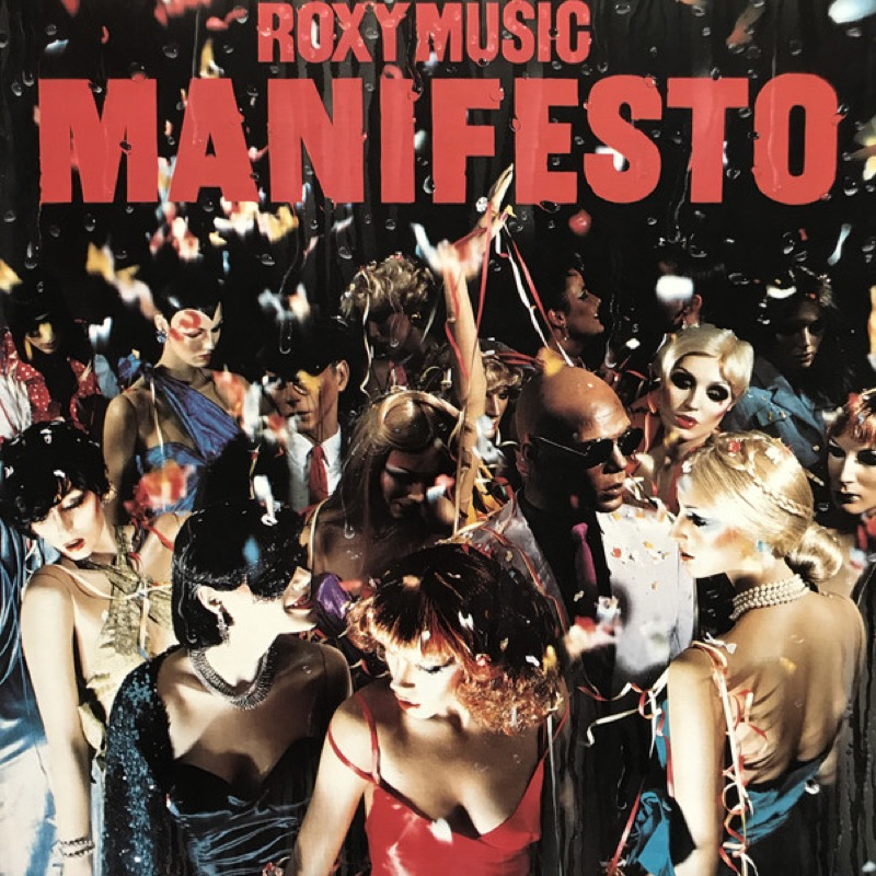 ROXY MUSIC_Manifesto