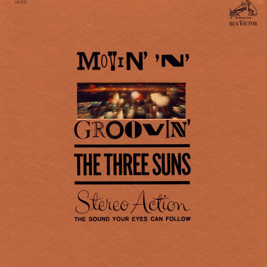 SUNS THREE_Movin N Groovin