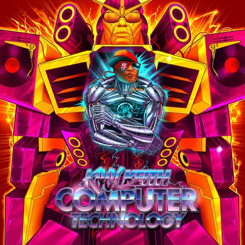 KOOL KEITH_Computer Technology