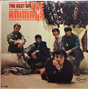 THE ANIMALS_The Best Of The Animals