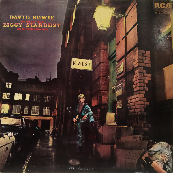 DAVID BOWIE_The Rise and Fall of Ziggy Stardust and the Spiders From Mars