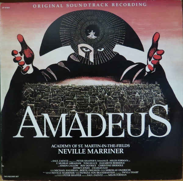 VARIOUS ARTISTS_Amadeus Ost