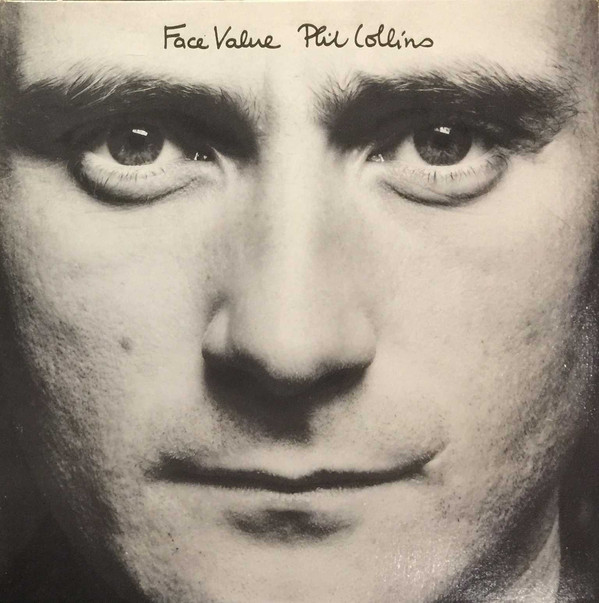PHIL COLLINS_Face Value