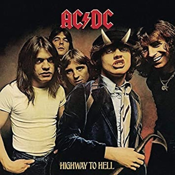 ACDC_Highway To Hell (180g Vinyl)