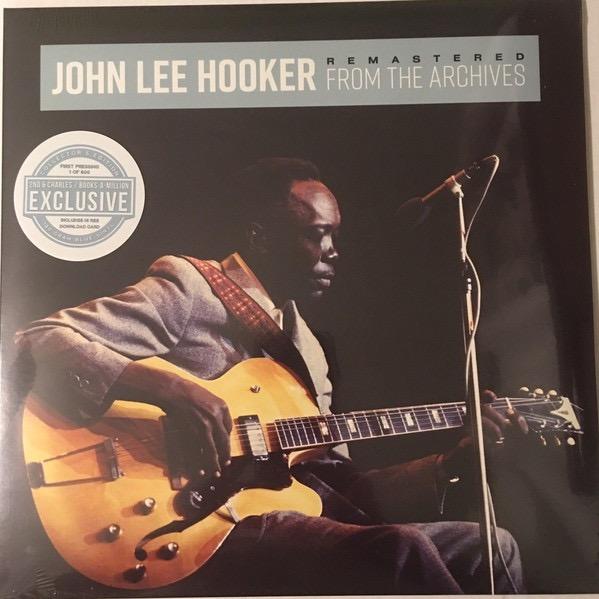 JOHN LEE HOOKER_Remastered From
