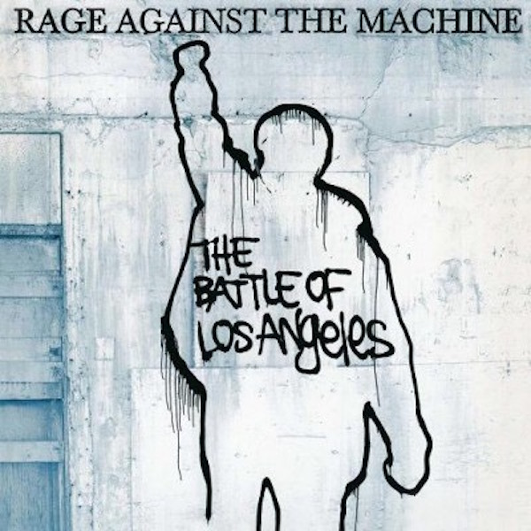 RAGE AGAINST THE_The Battle O
