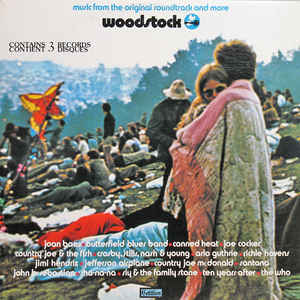 VARIOUS_Woodstock - Music From The Original Soundtrack And More
