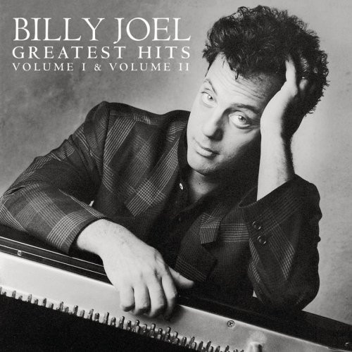 BILLY JOEL_Greatest Hits Vol Ii And Vol Ii