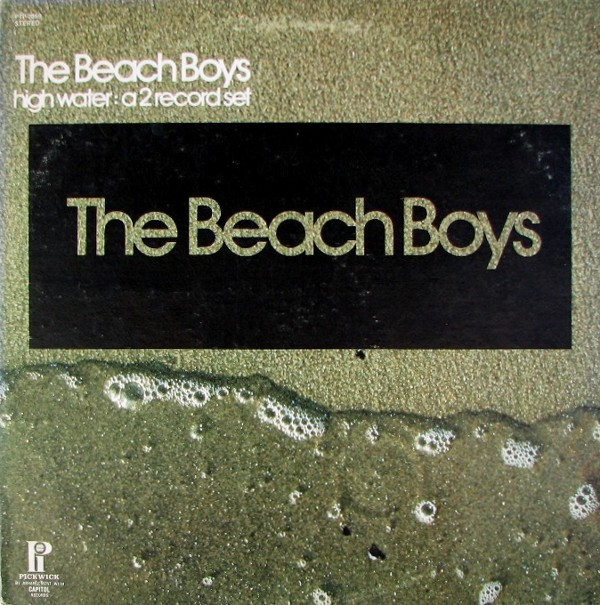 THE BEACH BOYS_High Water: A 2 Record Set