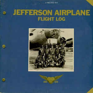 JEFFERSON AIRPLANE_Flight Log