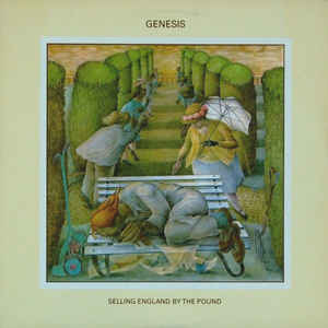 GENESIS_Selling England By The Pound