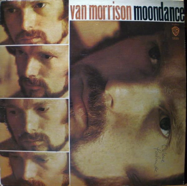 VAN MORRISON_Moondance
