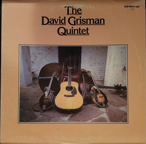 THE DAVID GRISMAN QUINTET_The David Grisman Quintet